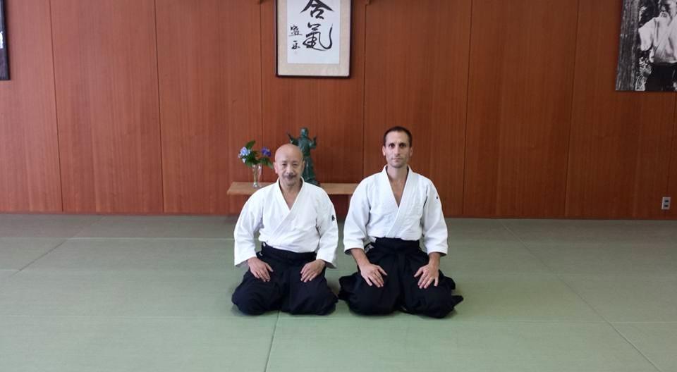 Aikido Fukuoka Steve Piazza