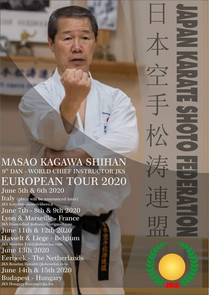 Stage Shihan Kagawa