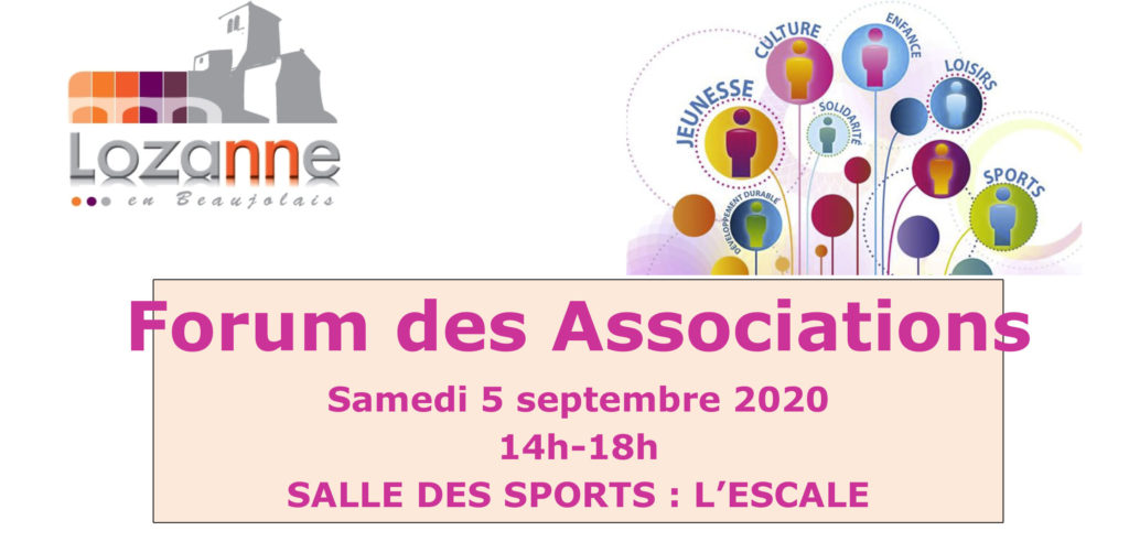 Forum des associations 2020-2021